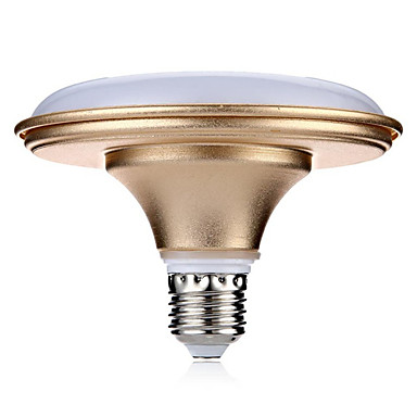HRY 10W 6000-6500 lm E26/E27 LED 글로브 전구 BR 50 LED가 SMD 5730 방수 장식 차가운 화이트 AC 220-240V