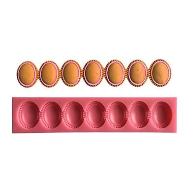 케이크 주형 케이크 플라스틱 환경친화적인 새로운 도착 케이크 장식 3D 고품질