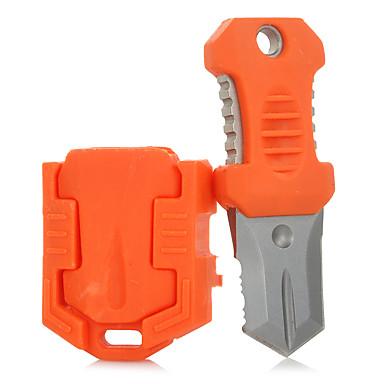 칼 Multitools 하이킹 캠핑 여행 야외 실내 멀티 기능 Survival 응급처치 견고함 응급 스테인레스 PVC 1 개