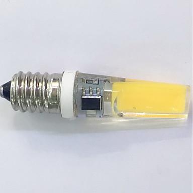400-500 lm E14 Żarówki LED bi-pin T cob LED Diody lED COB Dekoracyjna Ciepła biel Zimna biel AC 220-240V AC 85-265V