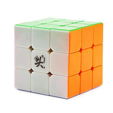 / 부드러운 속도 큐브 3*3*3 / 스트레스 구조자 / 매직 큐브 무지개 플라스틱