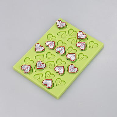 süteményformákba Jég Csokoládé Cupcake Keksz Torta Szilikon Környezetbarát Jó minőség Divat Sütés eszköz tortát díszítő Hot eladó Újonnan