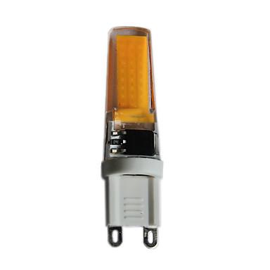 G9 LED Bi-pin 조명 T 1 COB 300 lm 따뜻한 화이트 차가운 화이트 장식 AC 220-240 V 1개