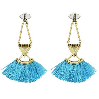 Damskie Kolczyki wiszące Kutas Imprezowa Na co dzień Modny Stop Inne Biżuteria Rose Niebieski Impreza Codzienny Casual Biżuteria