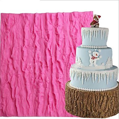 süteményformákba Kenyér Palacsinta Csokoládé Szilikon tortát díszítő Sütés eszköz