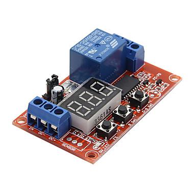 5V digitális mozgósítása többfunkciós késleltetés relé modul