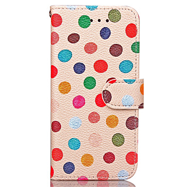 케이스 제품 Apple iPhone X iPhone 8 iPhone 8 Plus iPhone 7 iPhone 7 Plus iPhone 6 지갑 카드 홀더 풀 바디 타일 하드 인조 가죽 용 iPhone X iPhone 8 Plus iPhone 8