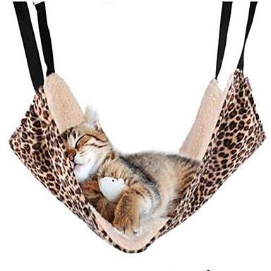 고양이 침대 애완동물 휴대용 더블-사이드 얼룩말 레오파드 블랙과 화이트 얼룩만 무늬 표범 애완 동물