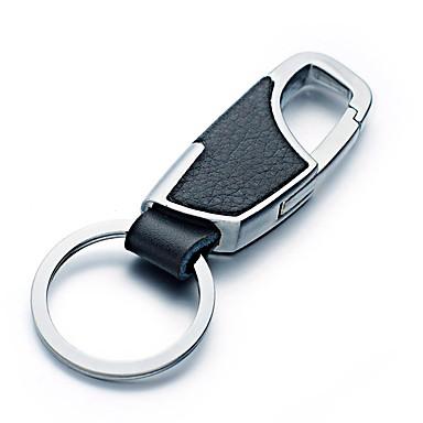 billige Nøgleringe-ziqiao metal bil standard nøglering nøglering gave ædel til bil styling