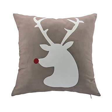 1 pcs cuir su de coussin avec rembourrage vacances d coratif de 5310909 2018. Black Bedroom Furniture Sets. Home Design Ideas