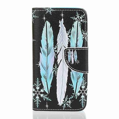케이스 제품 Samsung Galaxy J5 (2016) J3 (2016) 지갑 카드 홀더 스탠드 풀 바디 깃털 하드 인조 가죽 용 J5 (2016) J5 J3 (2016) J3