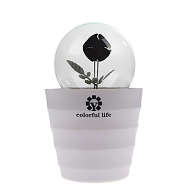 1 szt. Noc LED Light Sensor Akumulator Mały rozmiar Niewielki rozmiar LED Modern / Contemporary