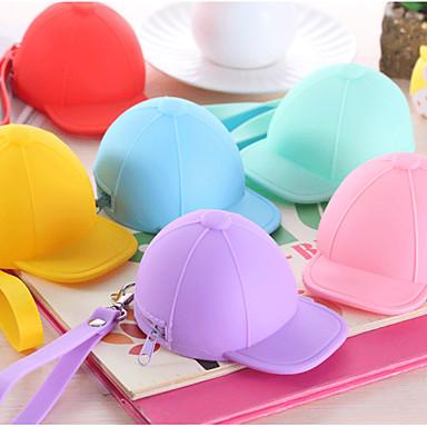 czapka z daszkiem kolorowe silikonowy zmiany torebce