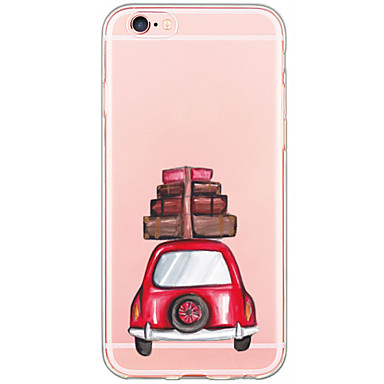 Shockproof/Pattern Cartoon PC TPU Silicone Case Cover For Apple iPhone 6s Plus/6 Plus/iPhone 6s/6/iPhone 5/5s/SE