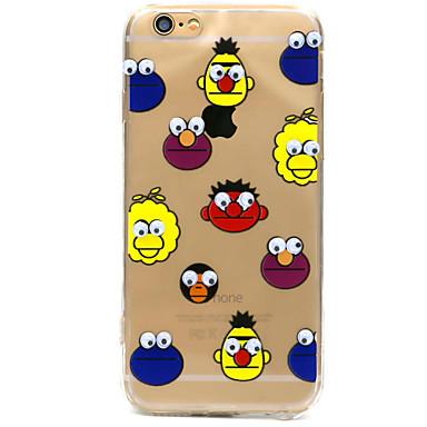 용 아이폰6케이스 / 아이폰6플러스 케이스 울트라 씬 / 반투명 / 패턴 케이스 뒷면 커버 케이스 카툰 하드 아크릴 Apple iPhone 6s Plus/6 Plus / iPhone 6s/6