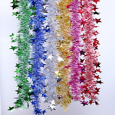 Boże Narodzenie dekoracyjne wstążki 6 szt