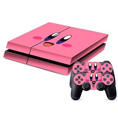 economico Accessori per videogiochi-B-SKIN Custodia adesiva Per PS4 ,  Custodia adesiva PVC 1 pcs unità