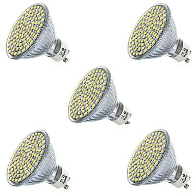 3,5 W 2700/6500 lm GU10 GX5.3 LED szpotlámpák MR16 80led led SMD 2835 Dekoratív Meleg fehér Hideg fehér