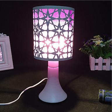 wykwintne lampy Lampa aromatyczna woń maszyna elektroniczna aromat pieca oświetlenie wielokolorowe światła tabeli