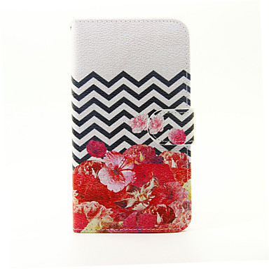 lg g5 장미 꽃 패턴 pu 가죽 전신 케이스 스탠드 및 카드 슬롯