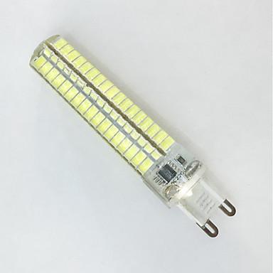 g9 g4 e12 e17 e11 ba15d led corn világítás t 136led smd 5730 900lm meleg fehér hideg fehér dekoratív
