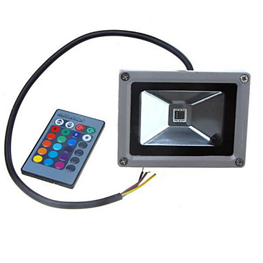 Reflektory LED Przenośny / a / Zdalnie sterowany / Przysłonięcia RGB 24V / 12V Oświetlenie zwenętrzne
