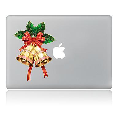 1 db Karcolásvédő Karácsony Átlátszó szintetikus Matrica Minta MertMacBook Pro 15'' with Retina MacBook Pro 15 '' MacBook Pro 13'' with