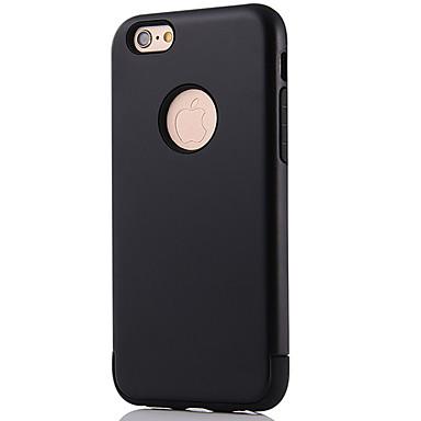 Pouzdro Uyumluluk Apple iPhone 7 iPhone 6 iPhone 5 Kılıf Kart Tutucu Su / Kir / Şok Kanıtı Arka Kılıf Zırh Sert PC için iPhone 7 Plus