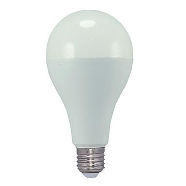 ADDVIVA 3000lm E26 / E27 Żarówki LED kulki A80 30 Koraliki LED SMD 2835 Ciepła biel 220-240V