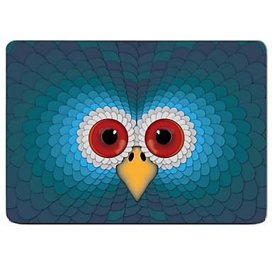 MacBook Kılıf Laptop Kılıfları için Hayvan Plastik Malzeme