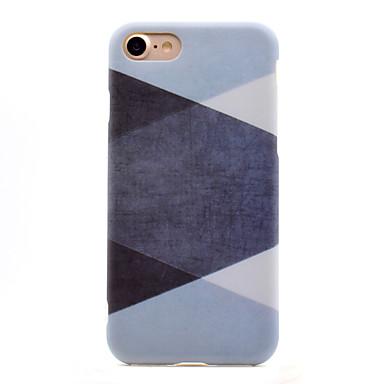 Για Θήκη iPhone 7 Θήκη iPhone 7 Plus Θήκη iPhone 6 Θήκες Καλύμματα IMD Πίσω Κάλυμμα tok Γεωμετρικά σχήματα Μαλακή TPU για Apple iPhone 7