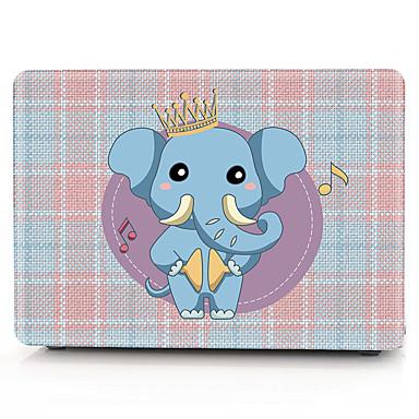 MacBook 케이스 노트북 케이스 용 MacBook Air 13인치 MacBook Pro 13인치 MacBook Air 11인치 Macbook MacBook Pro 13인치 레티나 동물 플라스틱 자료