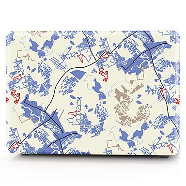 MacBook Herbst für MacBook Geometrische Muster Polycarbonat Stoff