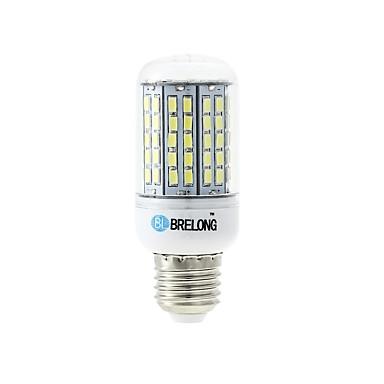 8W 720 lm E14 E26/E27 B22 LED 콘 조명 T 96 LED가 SMD 5730 장식 따뜻한 화이트 차가운 화이트 AC 220-240V