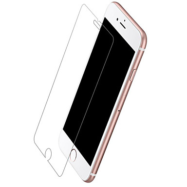 Προστατευτικό οθόνης Apple για iPhone 6s Plus iPhone 6 Plus Σκληρυμένο Γυαλί 1 τμχ Προστατευτικό μπροστινής οθόνης Κυρτό άκρο 2,5D