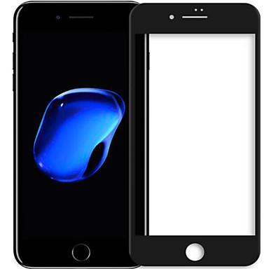 nillkin iphone 7 artı uygun kırılmaz tarafı tam ekran temperli filmi paketi dokunmatik 3d