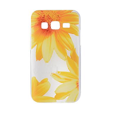 tok Για Samsung Galaxy J7 (2016) J5 (2016) Με σχέδια Πίσω Κάλυμμα Λουλούδι Μαλακή TPU για On7(2016) On5(2016) J7 (2016) J7 J5 (2016) J5