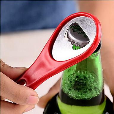 Ανοιχτήρι Μπουκαλιών Σιλικόνη Μεταλλικό, Κρασί Αξεσουάρ Υψηλή ποιότητα ΔημιουργικόςforBarware cm 0.017kg κιλό 1pc