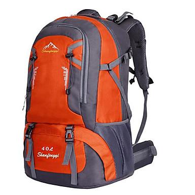 40 L sırt çantası Bisiklet Sırt Çantası Sırt Çantası Paketleri Kamp & Yürüyüş Tırmanma Serbest Sporlar Bisiklete biniciliği / Bisiklet