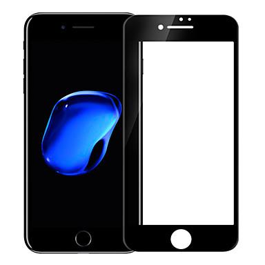 Screen Protector na Apple iPhone 7 Szkło hartowane 1 szt. Folia ochronna całej zabudowy Wysoka rozdzielczość (HD) / Twardość 9H /