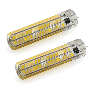 5W G4 أضواء LED Bi Pin T 136 الأضواء SMD 5730 500lm أبيض دافئ أبيض كول