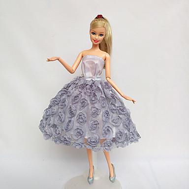 Για Κούκλα Barbie Φορέματα Για Κορίτσια κούκλα παιχνιδιών