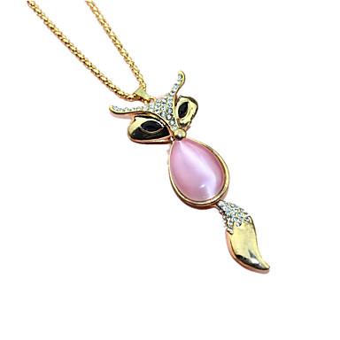 Γυναικεία Μενταγιόν Κράμα Χρυσαφί Ροζ Ανοικτό Κοσμήματα Για Πάρτι Causal 1pc