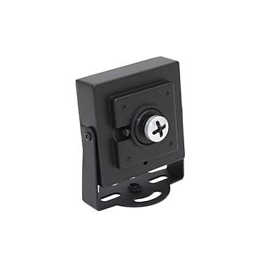 CCTV 420tvl 보안 실내 CCTV 카메라 미니 카메라 나사 렌즈 카메라