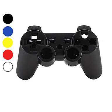 Replacement Controller Case for PS3 Controller (Assorted Colors)
