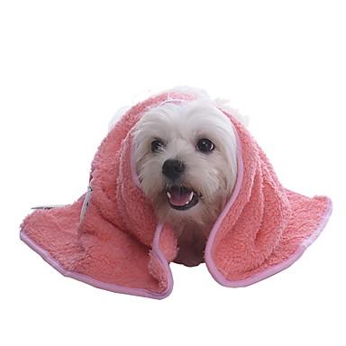 Γάτα / Σκύλος Φροντίδα Υγείας / Καθαρισμός Κατοικίδια Κουβέρτες Φορητό / Πτυσσόμενο / Moale / Κινούμενα σχέδια / Cute / ΚαθημερινάΚόκκινο