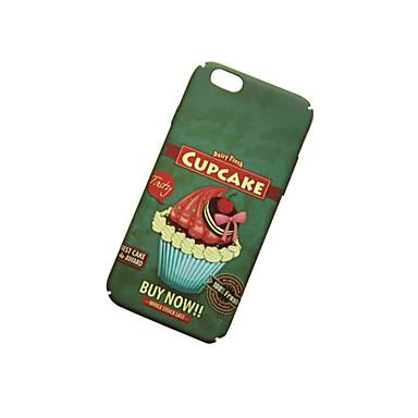 Για Με σχέδια tok Πίσω Κάλυμμα tok Φρούτα Σκληρή PC για Apple iPhone 7 Plus / iPhone 7 / iPhone 6s Plus/6 Plus / iPhone 6s/6