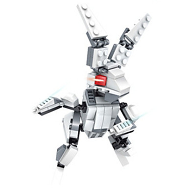 Hediye için Legolar Rabbit 6 - 7 Yaş Arası / 4 - 13 Yaş Arası / 14 ve üstü Yaşlar Oyuncaklar