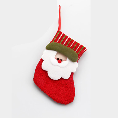 3szt Boże Narodzenie ozdoby do dekoracji stołu