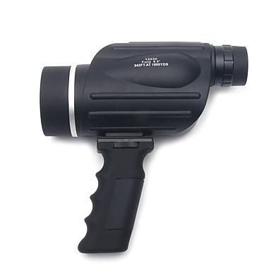 GOMU 13 X 50 mm Einäugig / Entfernungsmessgerät Nachtsicht Schwarz Wasserfest / Hochauflösend / Beschlagfrei / Porro / Weitwinkel / IPX-6 / ja / Vogelbeobachtung